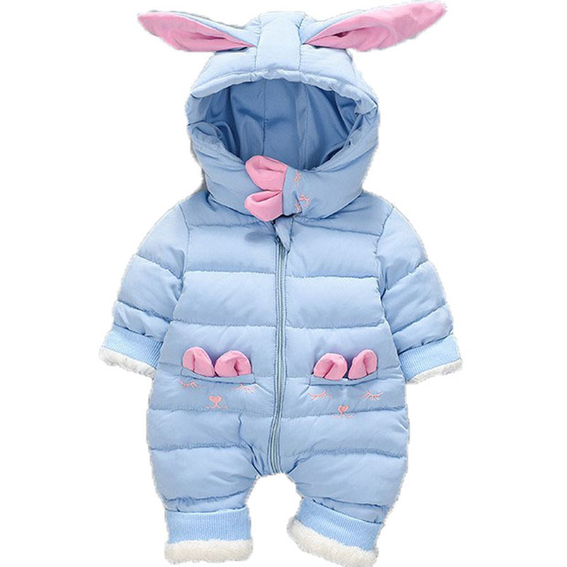 Newborn Baby Hooded Romper Winter Baby Clothes Thick Cotton Outerwear Baby Girls Outfits Baby Boys Jumpsuit Infant Overalls E200 isolation of polypropylene degrading fungal isolates