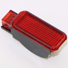 1Pcs Car Door Panel Interior Red Warning Light For A7 A8 Q3 Q5 TT A3 S3 A6 S6 A4 S4 RS3 RS4 RS7 8KD 947 411 8KD947411