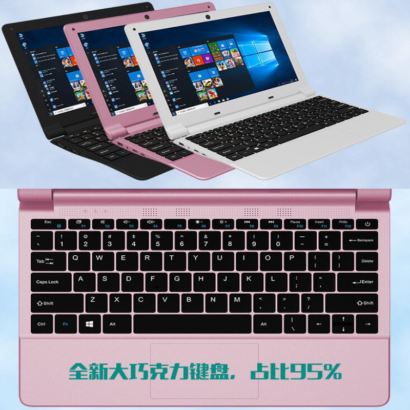 4GB RAM+480GB M.2 SSD 11.6 Inch Intel Atom X5-E8000 Quad Core 1.041GHz  Laptop Computer Windows 10 WIFI HDMI WEBCAM