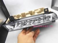 LED DRL daytime running light for skoda octavia rs, top quality, 100% waterproof, OEM part