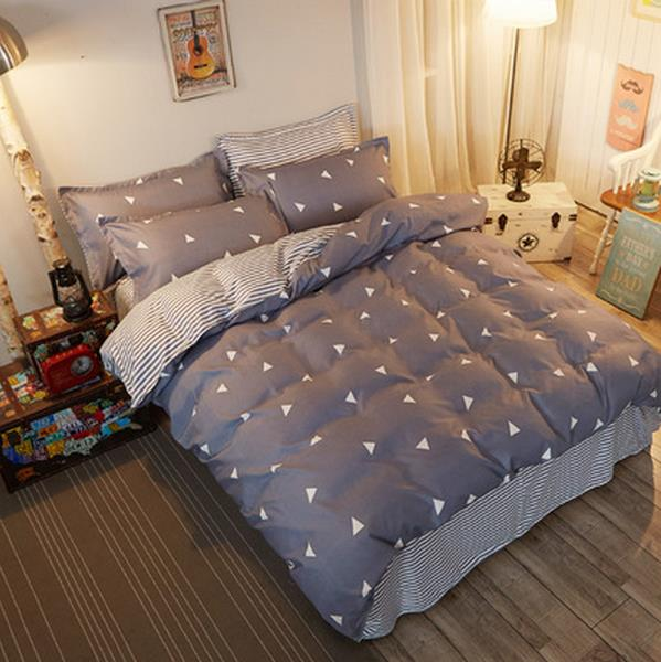 Free shipping pillowcase children adult 4pcs Bedding four New product pillowcase bed quilt cover sheet dormitory single double