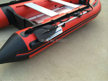 GTS330 Goethe Inflatable Boat PVC Fishing Rod Holder Boat PVC Rubber Boat