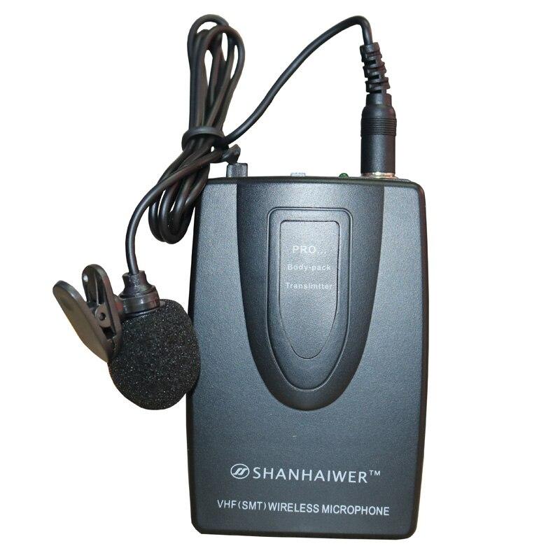 SHANHAIWER S-3001 Tie Clip-on o Head on Microphone Receptor - Audio y video portátil - foto 3