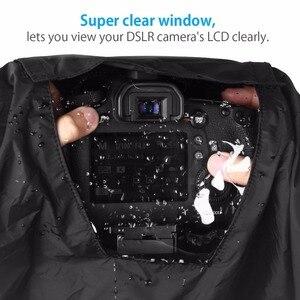 Image 5 - מקצועי עמיד למים מצלמה גשם כיסוי מגן עבור Canon Nikon Sony Pentax הדיגיטלי SLR מצלמות, נהדר עבור גשם לכלוך חול