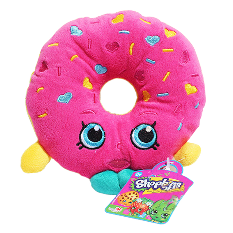 1pcs-17-25cm-7-styles-Fruit-Plush-Toys-Strawberry-Apple-Cookies-Donuts-Lipstick-Chocolate-Cookie-Toys-for-Girl-Dolls-Stuffed-4