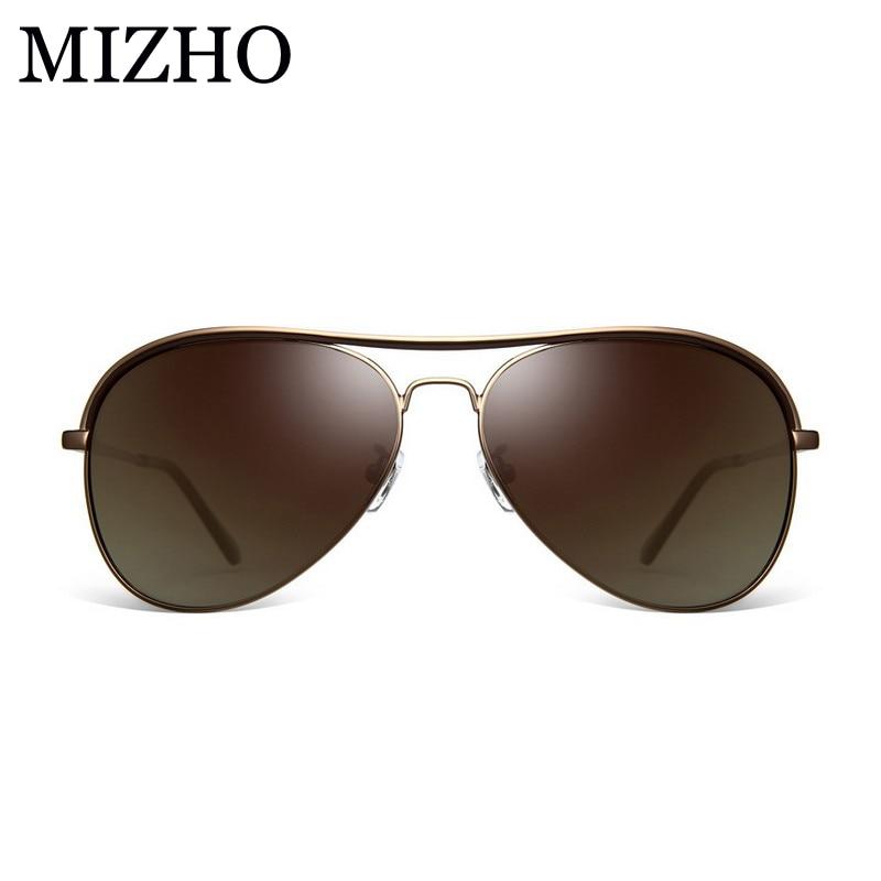 Anti-Reflexo Óculos HD Visual MIZHO À Prova D  Água e Óleo de Proteção  Óculos De Sol Dos Homens Polarizados Óculos de Sol de Luxo Mulheres PILOTT e68d03cf5c