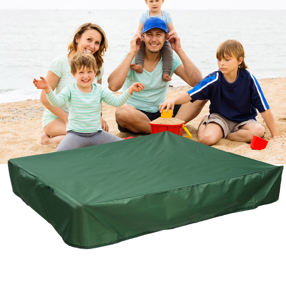 Dust-Cover Waterproof Cloth Canopy Drawstring Square Oxford Multi-Purpose XB 180/200cm title=