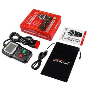 Image 5 - OBD2 Scanner OBD 2 Car Diagnostic Auto Diagnostic Tool KONNWEI KW680S Russian Language Car Scanner Tools Diagnostic Scanner