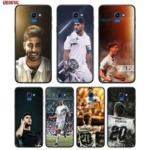 Black Silicon Phone Case Marco Asensio Willemsen For Samsung Galaxy j8 j7 j6 j5 j4 j3 Plus Prime 2018 2017 2016 Cover