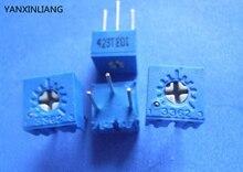 10 Шт./лот 3362P-1-105LF 3362 P 105 1 М ом Подстроечный Резистор Триммер Потенциометр Переменный резистор новый оригинальный