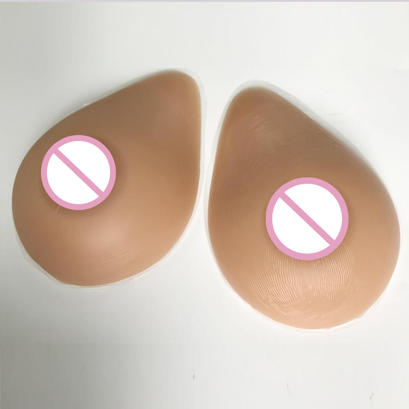 34A cup 36A Cup Silicone breast Forms Mastectomy Artificial Silicone Fake Breast For Crossdressers And Transvestites 300g 400g 300g piece size6 85c 90b 95a natural silicone breast forms for mastectomy women breast implants not breast enlargement surgety