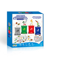 New game garbage classification Board Game Kids Children Family Interactive Activity Game