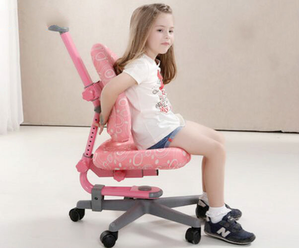 Children learning chair correcting posture chair  lift rotatable chair