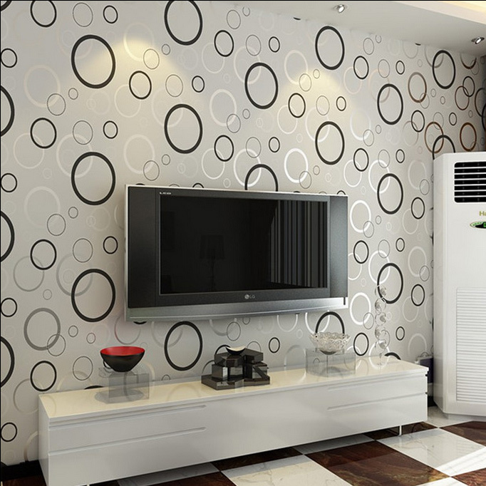 circle room wallpaper - photo #45