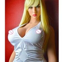 Секс куклы большая грудь H чашка полная задница силиконовая с имитацией кожи для взрослых любовь кукла для мужчин любящая, мягкая Вагина оральный анальный сексуальный