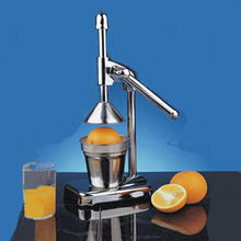 Zorasun Citrus Fruits Squeezer Orange Manual Juicer Stainless Steel Lemon Squeezer Fruit Pressing Machine Hand Press Juicer цена и фото