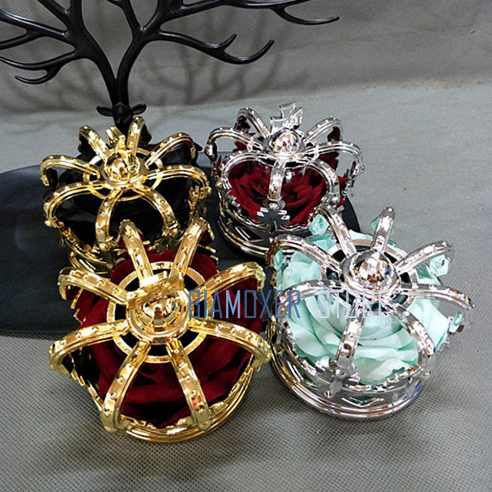 Lolita British Crown Head Clip Headband Princess   Headwear   Cosplay Accessories