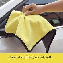 Полировочное полотенце для мытья автомобиля s плюшевое Авто сушка воском чистящая ткань очиститель детализация Автомойка Полотенце автокраска уход за краской аксессуары