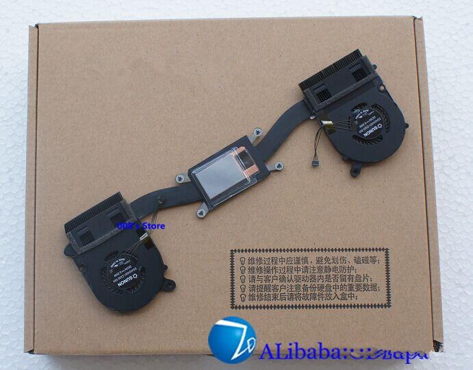 New Compatible for Lenovo Ideapad Yoga 2 Pro 13 EG45040S1-C030-S9A EG45040S1-C020-S9A 90204391 CPU Cooling Fan Heatsink