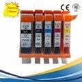 Сменный чернильный картридж для принтера Pixma  PGI-550 BK PGI550 PGI 550  для принтера Pixma CLI-551  MX-725  MG  5450  5550  6350  IX-6850
