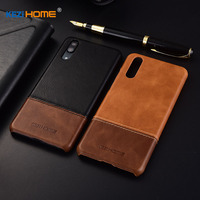 For Huawei P20 Pro Case Two Colors Genuine Leather Back Shell Cover Case For Huawei P20