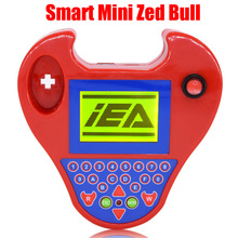 Auto car key Programmer smart mini zed bull car transponder tool ZED BULL Multi-Language Car kits car key chip reader