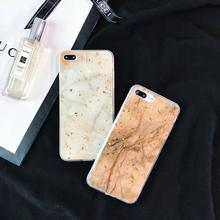 New Luxury Gold Foil Sequined Marble Case For OPPO R9 9S 9P 9SP R11 11S 11P 11SP R17 Pro Soft TPU Glitter