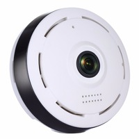 960P WIFI IP Camera 1 3MP 360 Degree FIsheye Camera Alarm Baby Monitor Camera Network Audio