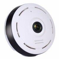 960P WIFI IP Camera 1 3MP 360 Degree FIsheye Camera Alarm Baby Monitor Camera Network Audio