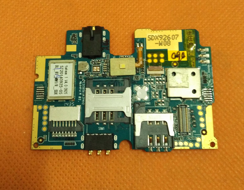 Original mainboard 2G RAM+32G ROM Motherboard for Takee 1 MTK6592 Octa Core 5.5 FHD 1920X1080 Free Shipping