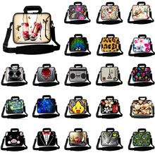 10 11.6 12 12.3 13 13.3 14 15 15.6 17 Waterproof Neoprene DIY Print Lady Men Laptop