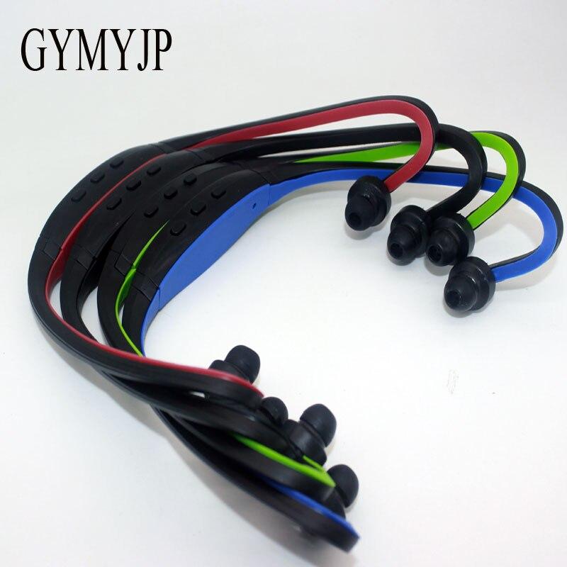Sports MP3 Portable Music Player Slot MP3 Music Player Sport Earphone  Headset  Earphone