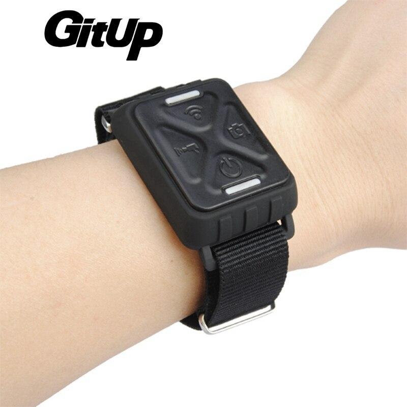 Gitup Git 1 Git 2 Control remoto tipo reloj para git1 git2 Cámara del deporte 5-7 Metros fotografía Accesorios
