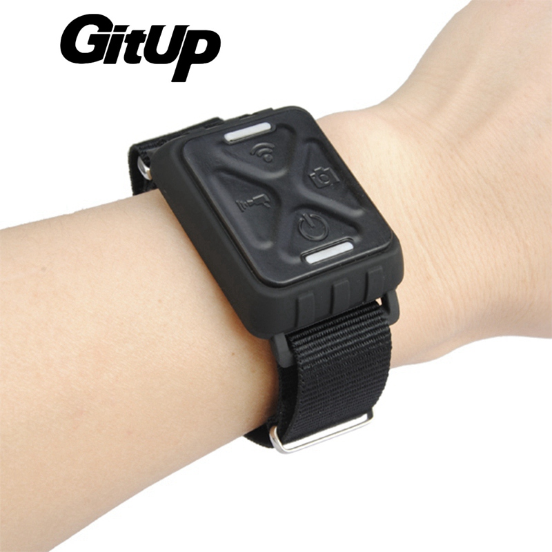 GITup GIT 1 GIT 2 Remote Control Watch Type for GIT1 GIT2 Sport Camera 5 - 7 Meters Photography Accessories