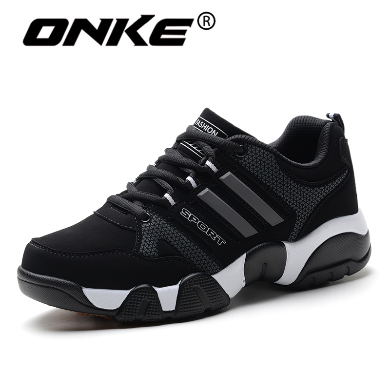 Good Quality Waterproof Winter Sneakers Men Running Shoes Warm Snow Boots for Man Pu Leather Sports Shoes Size 40-45