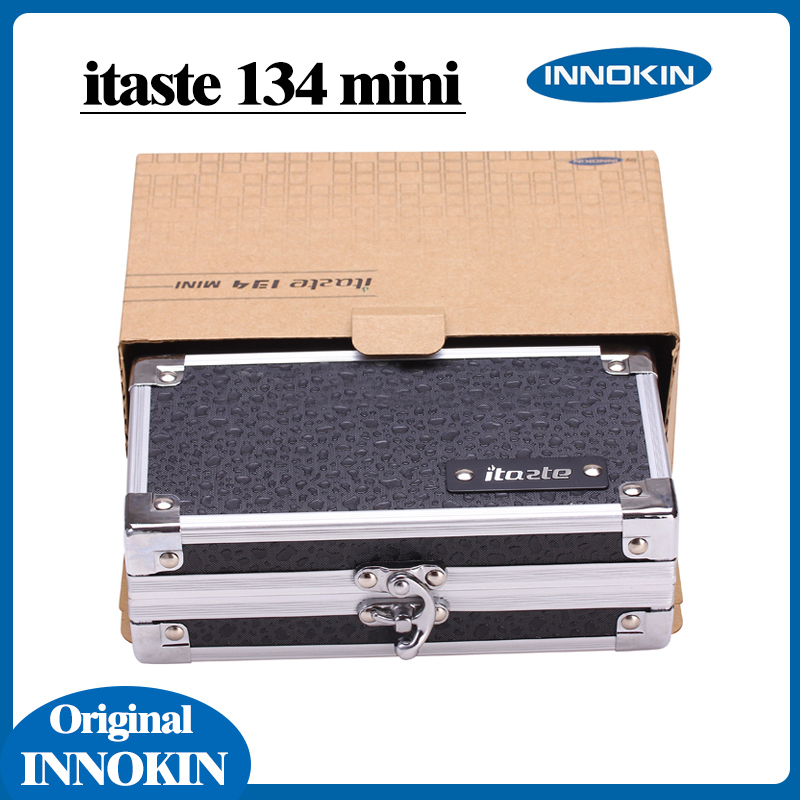 100% Original Innokin iTaste Mini 134 E Cigar Itaste 134 Mini starter kit huge vapor E-cigarette Mechanical Mod tvs golden mechanical mod e cigarette