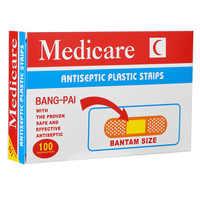 100 Pcs/Pack Non-woven Wunde Heftpflaster Medizinische Anti-Bakterien Band Aid Bandagen Aufkleber Home Reise first Aid Kit Liefert