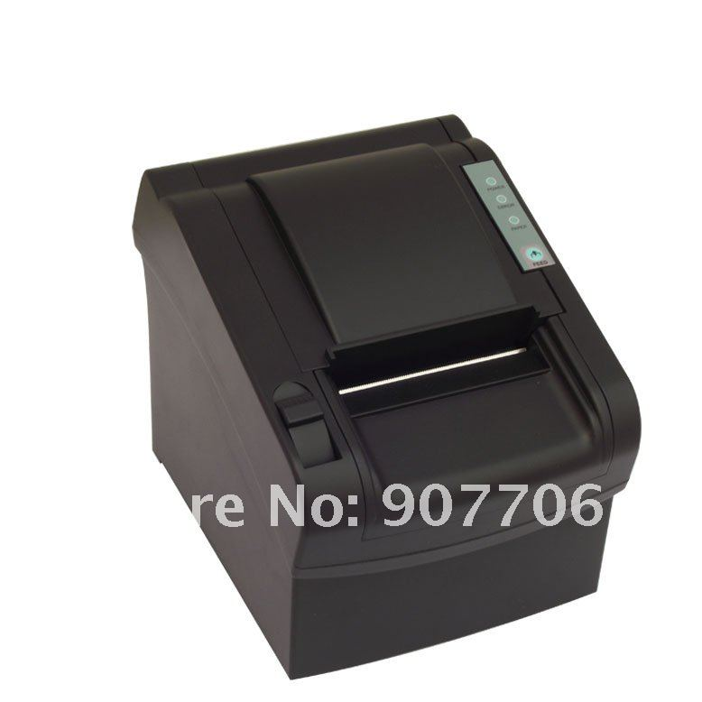 80mm Thermal Receipt Printer parallel port no-cutter Epson compatible Support barcode and multilingual print POS XP-N230I