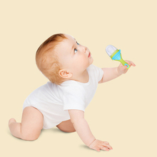 2018 Hot Candy 1Pcs Food Baby Pacifiers Nipple Pacifiers for Baby Fruit Feeder Nipples Feeding Safe Nipple Pacifier
