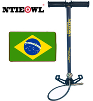 FREE SHIPPING NITEOWL WILON Fold PCP pump PCP bomba Hard pump 4500psi 300bar 30mpa Airgun PUMP from Brazil