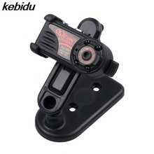 Best price kebidu 1080P 720P Mini Camera 12MP Infrared Night Vision Full HD Sport Digital Micro Cam Motion Detection Camcordor Recorder QQ6