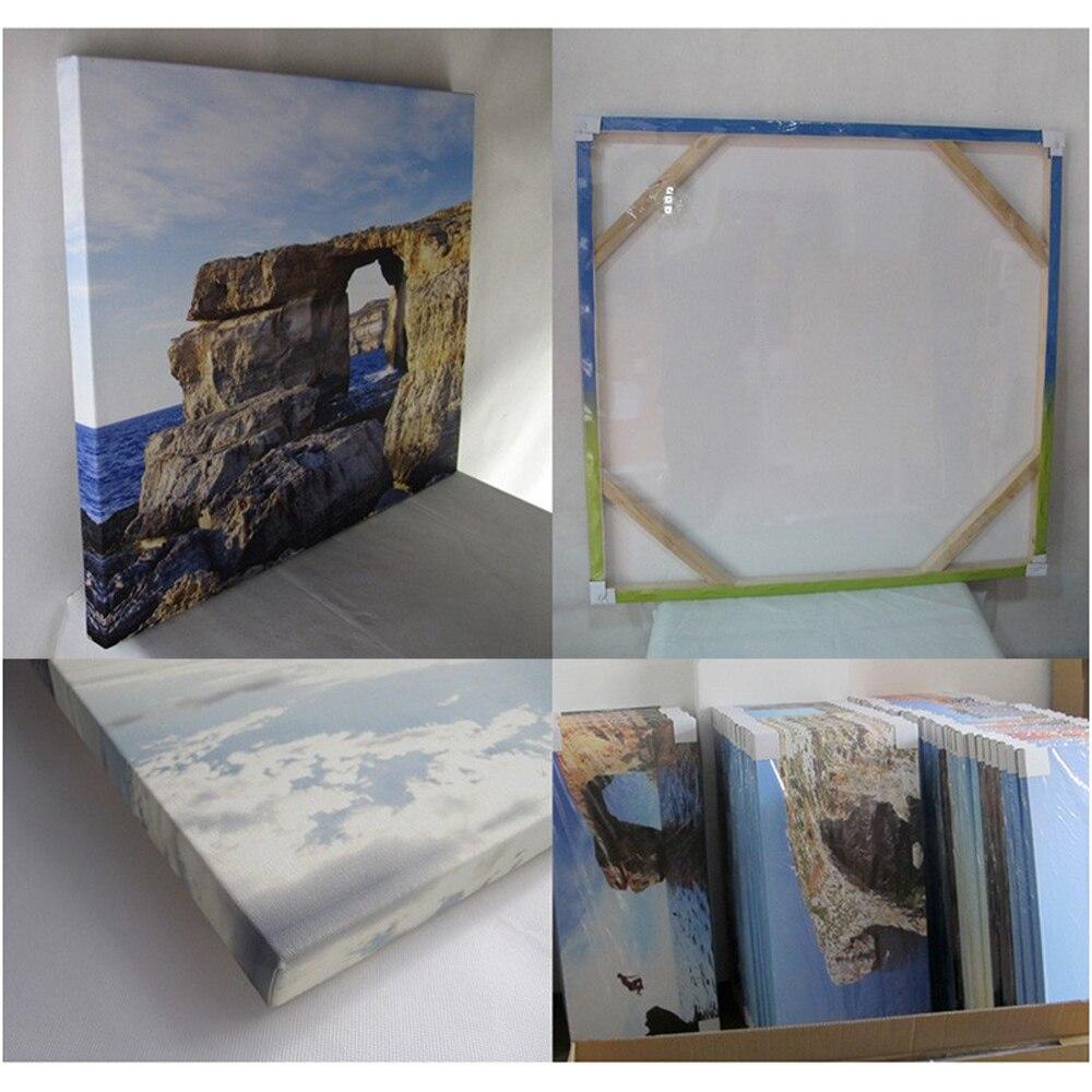 Gespannter galerie traverse Rahmen für ölgemälde und leinwand ...