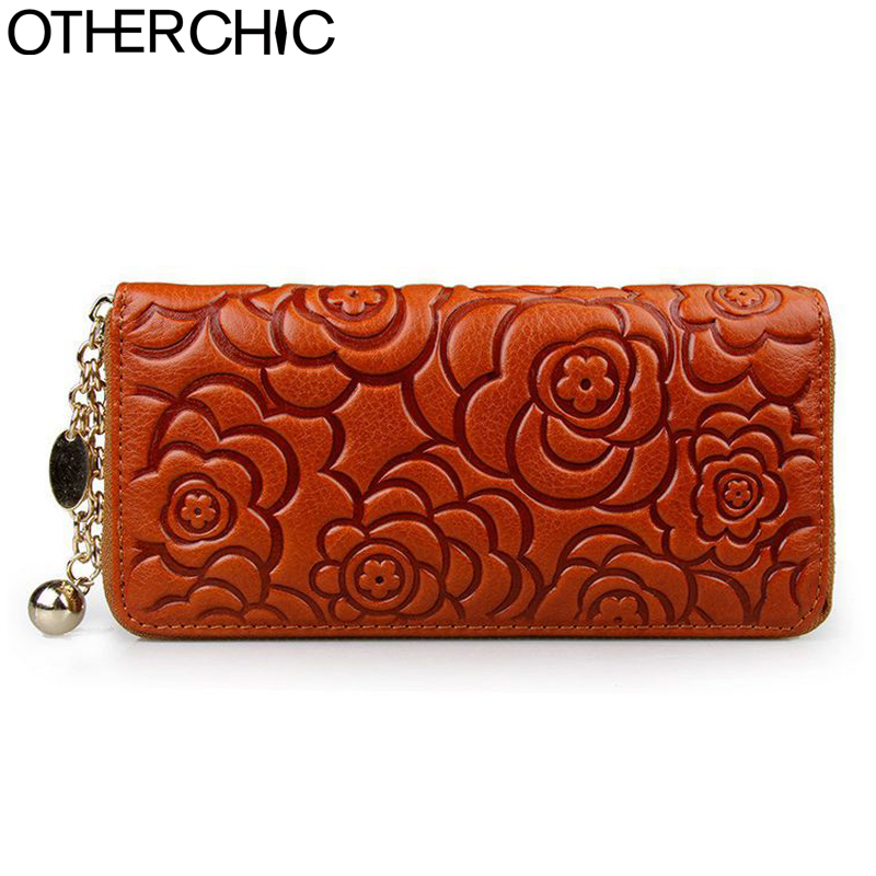 bolsa com zíper telefone bolsa Tipo de Estampa : Floral