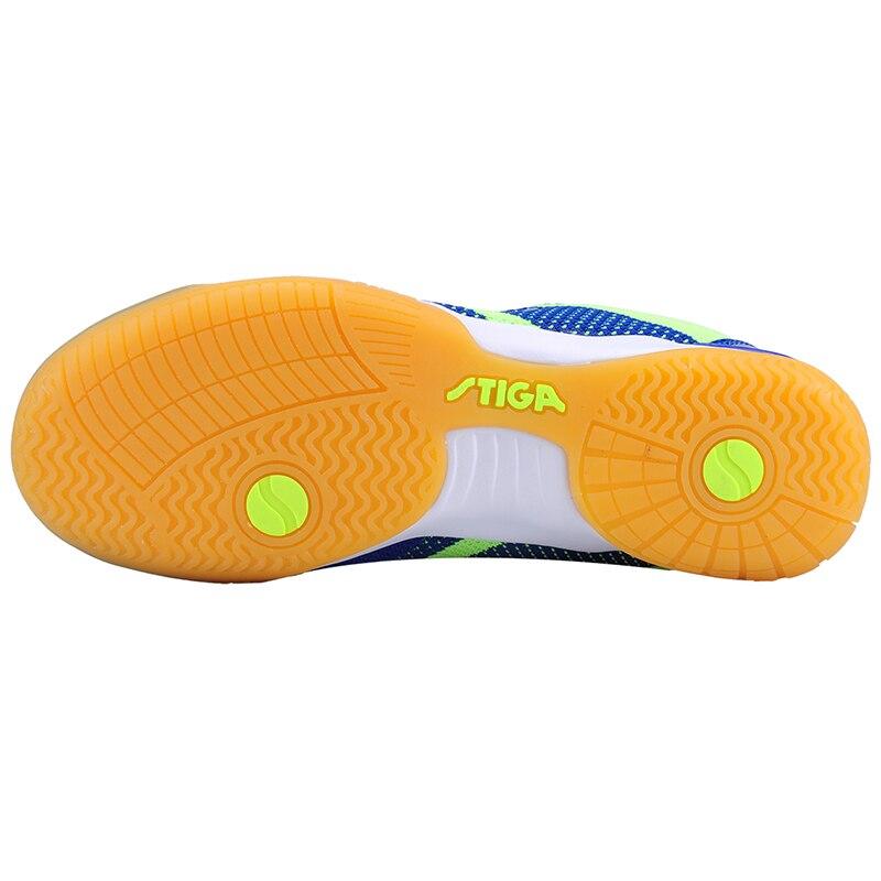 US $57.38 10% OFF|Stiga Tischtennis Schuhe Zapatillas Deportivas Mujer Mens frauen ping pong schläger schuh sport turnschuhe CS 3621 in