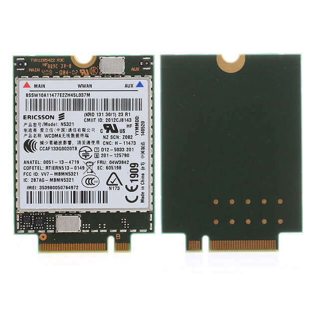 Lenovo ThinkPad L540 Ericsson WWAN Drivers for Mac Download