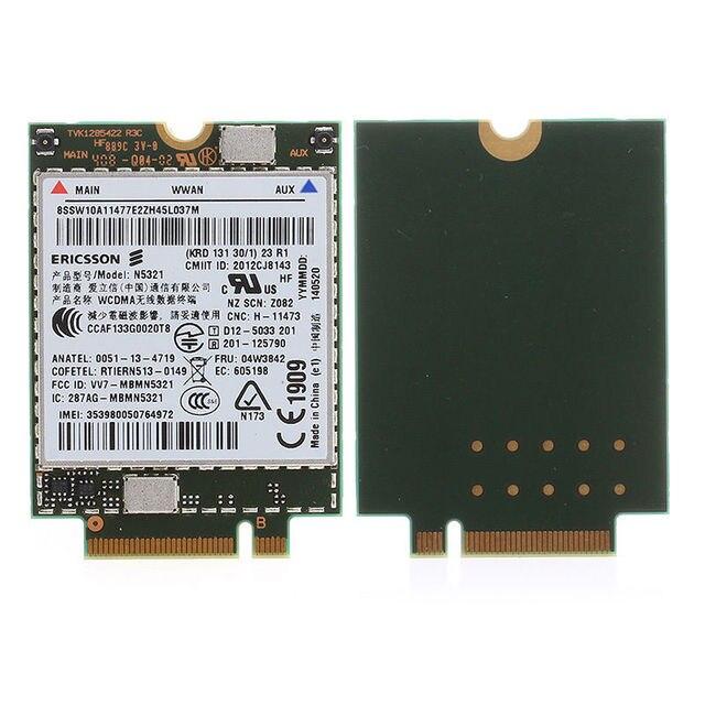 Lenovo ThinkPad Edge E430 Ericsson WWAN Drivers (2019)