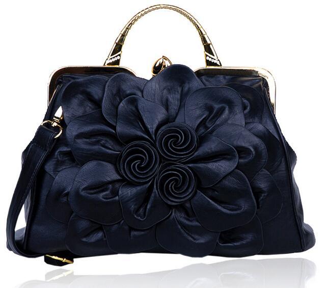 Летающие птицы, модные женские сумки, известные бренды, роскошные женские сумки через плечо, дамская сумка-тоут, Новое поступление, сумка LS4996fb - Цвет: black women tote