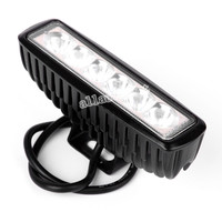 40 Pcs LED 18w Flood Work Light Off Road Light Fog Driving Bar Waterproof For Cabin