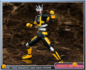 "Image 2 - Japan Kamen ""Masked Rider Black RX"" Original BANDAI Tamashii Nations SHF/ S.H.Figuarts Toy Action Figure   ROBORIDER"