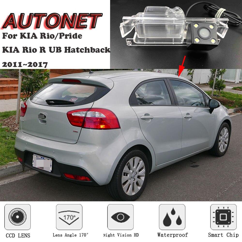 Kia Rio 1 Hatchback: AUTONET Backup Rear View Camera For KIA Rio Kia Pride Kia
